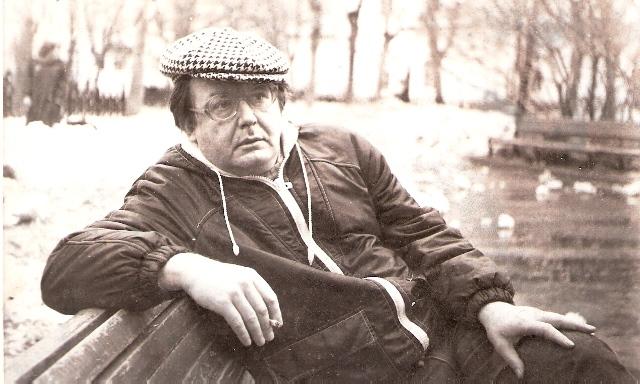 Евгений Блажеевский. Москва