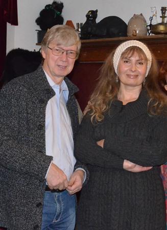 Сергей НАДЕЕВ и Вера ЗУБАРЕВА
