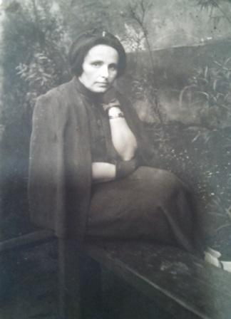 Циля Львовна Янковская, 1937