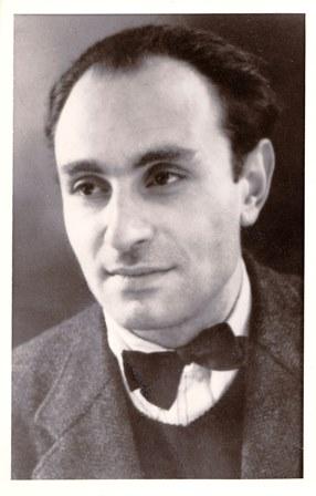 Юрий МАНДЕЛЬШТАМ (1908-1943).  Фото из архива Мари Стравинской, внучки поэта