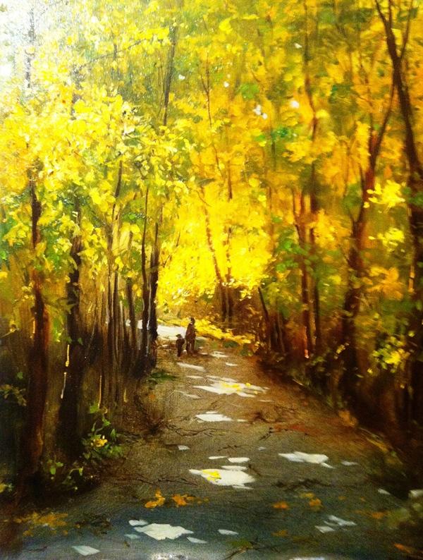 Лариса Филиппова. Осень