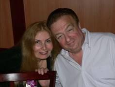 Вера Зубарева и Изя Вишневецкий