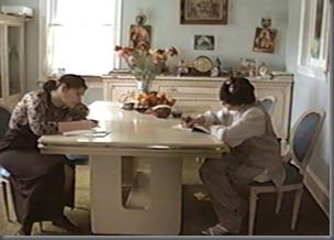 Вера Зубарева и Белла Ахмадулина