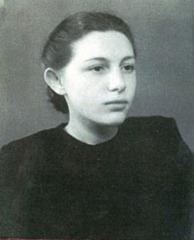 Броня. Одесса, 1950 г