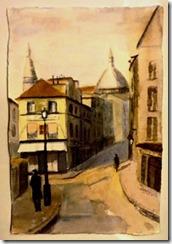 Инна Лазарева. Улицы Парижа