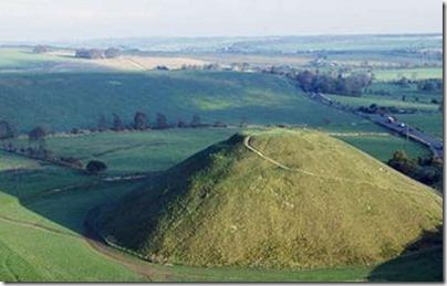 Windmill Hill in Wiltshire
