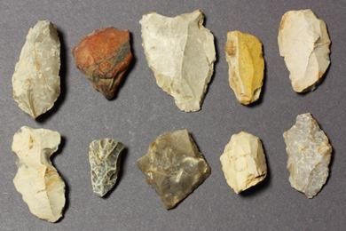 «кремневый камень» (flint stone)