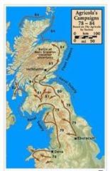 кампания Агриколы на севере острова в 78-84 годах н.э: