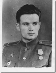 Владимир Янковский, 1945