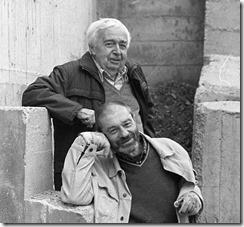 Голубрвский и Олег Губарь