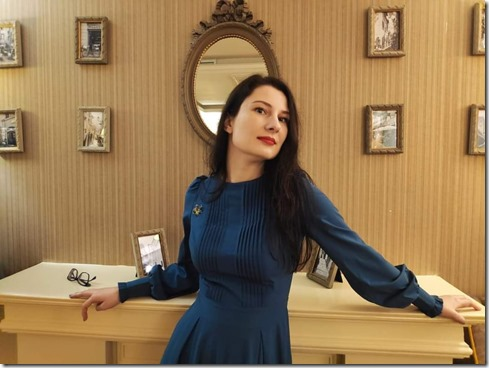 Евгения Баранова - фото из личного архива
